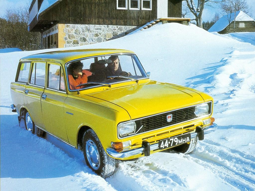 1976-1985. AZLK Moskvich 2137