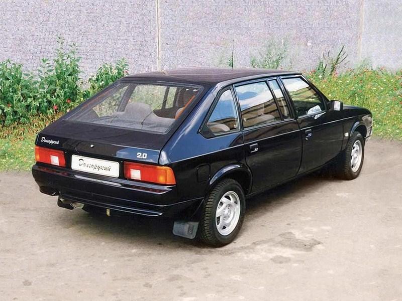 1997-2001. AZLK 2141Y2 Yri Dolgorukiy