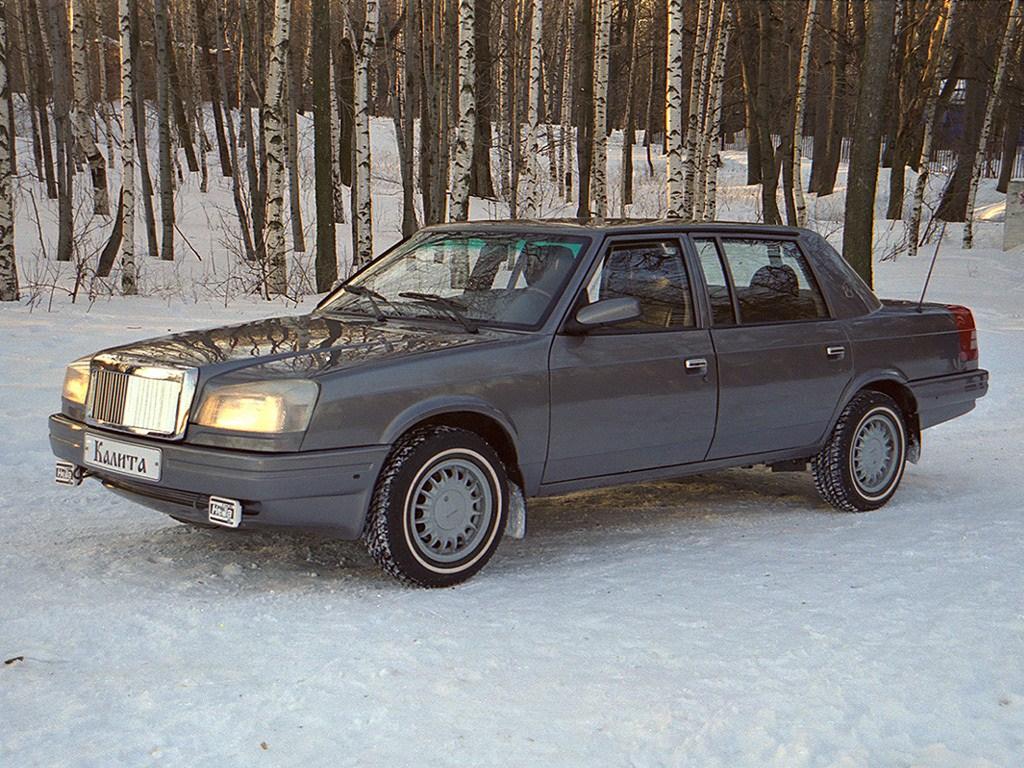 1998-2001. AZLK 2142 Ivan Kalita