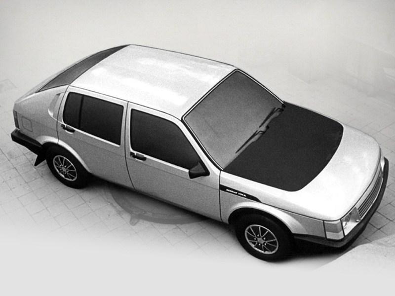 1976. AZLK Moskvich C2 (Concept)