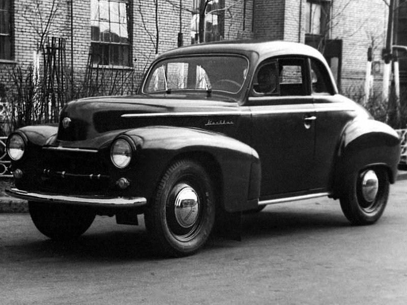 1951. MZMA 401-424 (Concept)