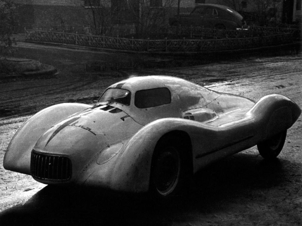 1956. MZMA Moskvich G2 (Concept)