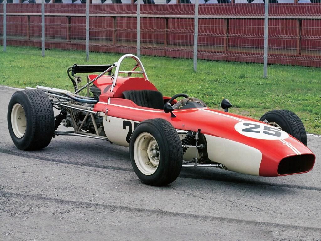 1969. AZLK Moskvich G5