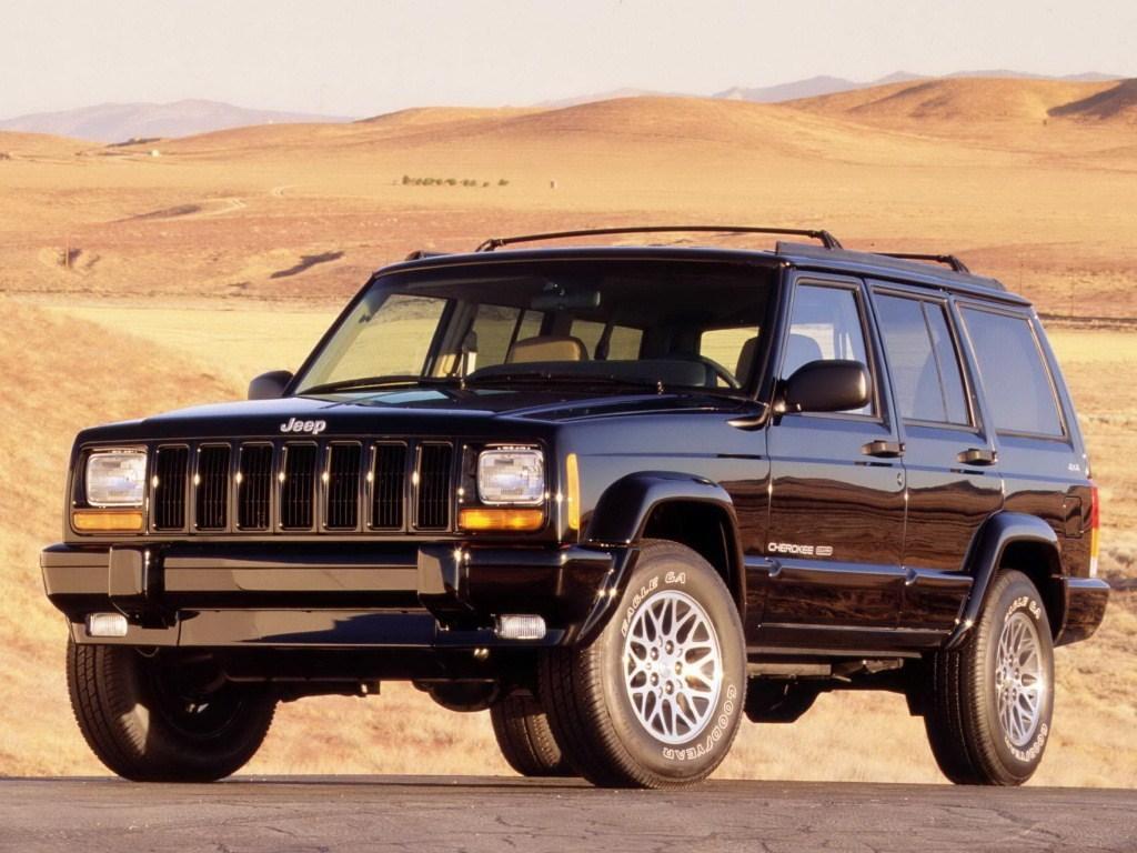 1997. Jeep Cherokee Country (XJ)
