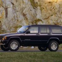 1998–2001. Jeep Cherokee Limited (XJ)
