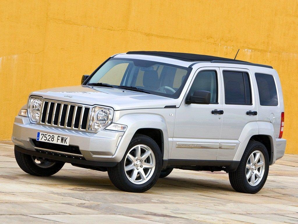 2007-2012. Jeep Cherokee Limited 3.7L (KK)