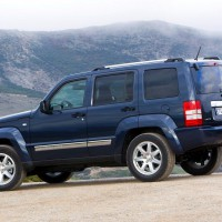 2007-2012. Jeep Cherokee Limited СRD (KK)