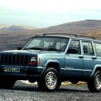 1998–2001. Jeep Cherokee Limited UK-spec (XJ)