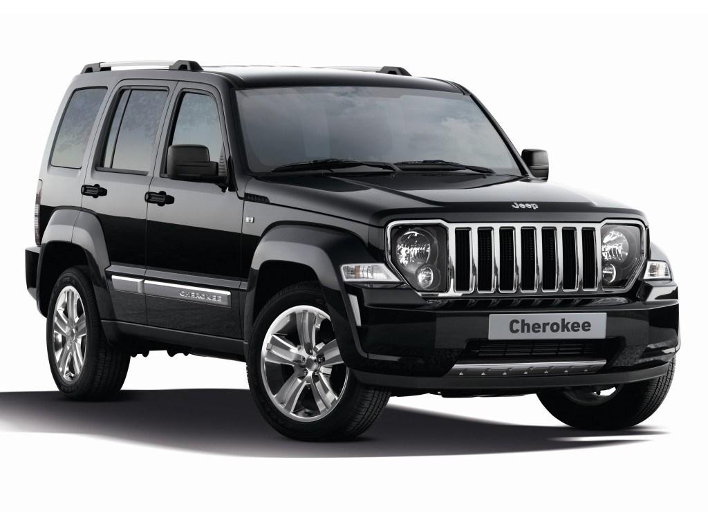 2012. Jeep Cherokee Overland (KK)