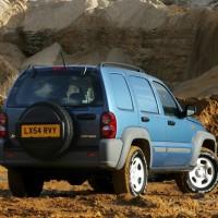 2005-2007. Jeep Cherokee Pioneer (KJ)