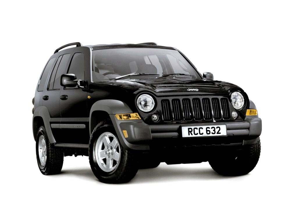 2006. Jeep Cherokee Predator (KJ)