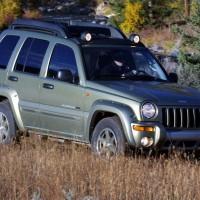 2002-2005. Jeep Cherokee Renegade (KJ)