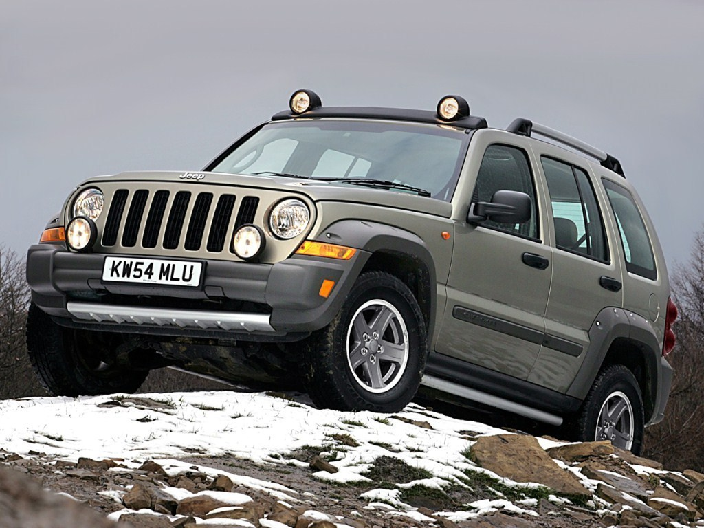 2005-2007. Jeep Cherokee Renegade UK-spec (KJ)