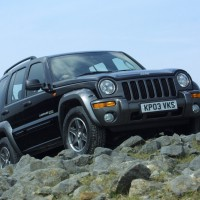 2003-2005. Jeep Cherokee Sport UK-spec (KJ)