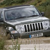 2007-2012. Jeep Cherokee Limited СRD UK-spec (KK)