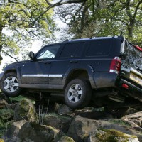 2006-2009. Jeep Commander Limited UK-spec (XK)