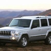 2006-2010. Jeep Commander Limited EU-spec (XK)
