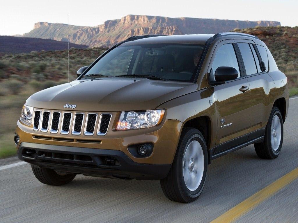 2011. Jeep Compass 70th Anniversary