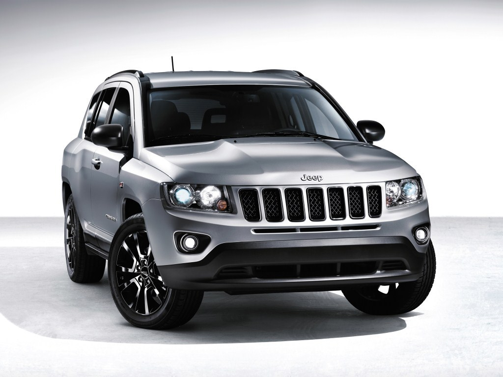 2012. Jeep Compass Blac
