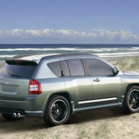 2005. Jeep Compass Rallye Concept (MK)