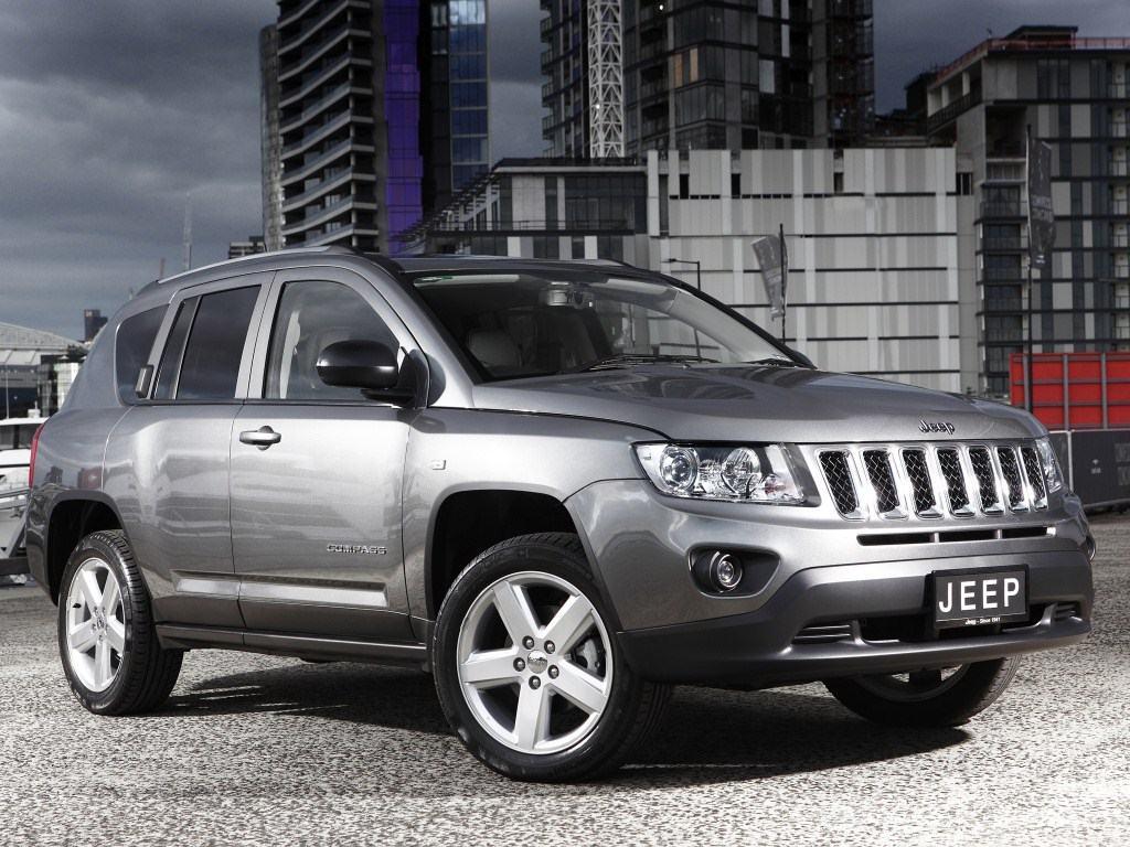 2012–н.в. Jeep Compass AU-spec