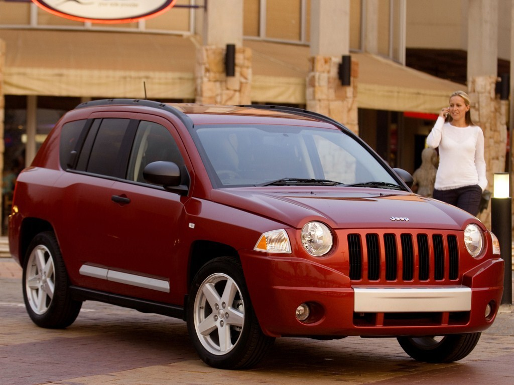 2007-2009. Jeep Compass ZA-spec (MK)