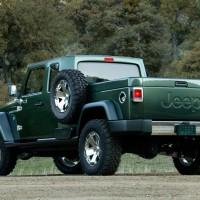 2005. Jeep Gladiator Concept