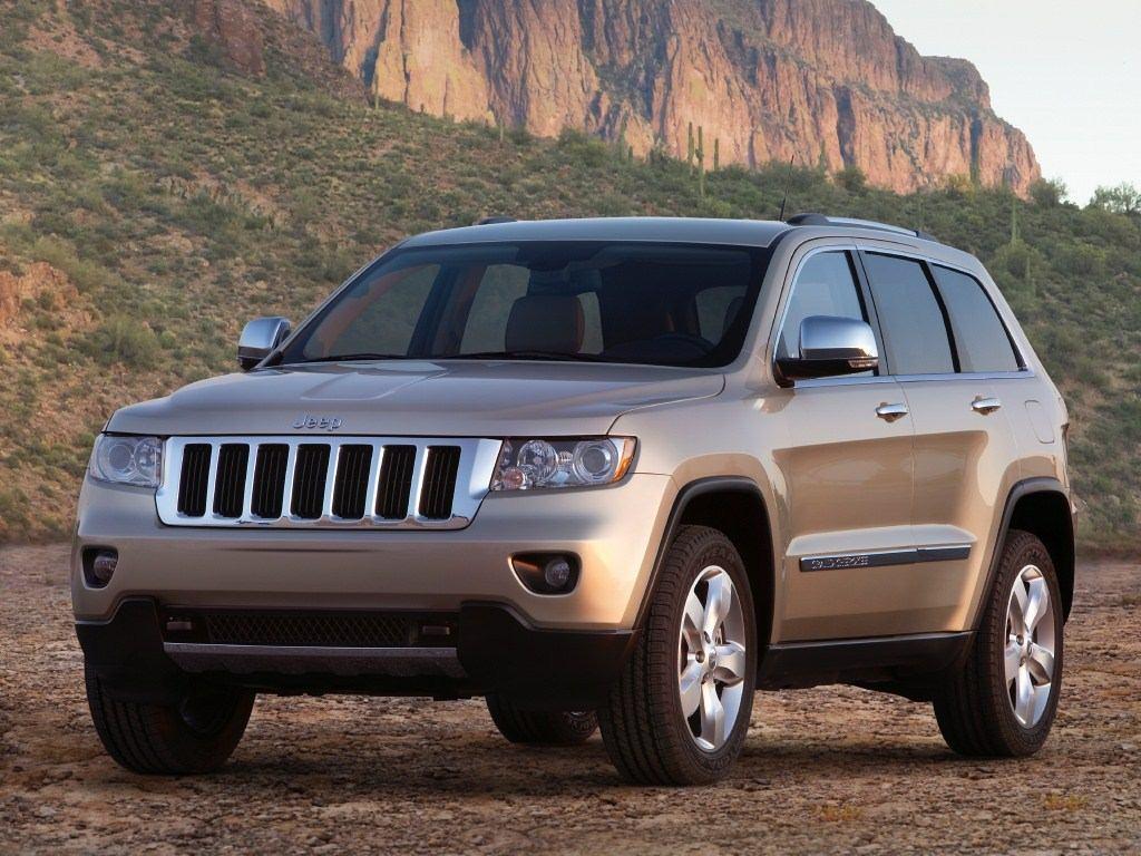 2010-2013. Jeep Grand Cherokee (WK2)