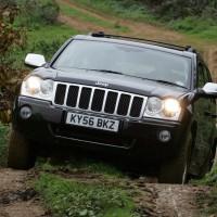 2005-2010. Jeep Grand Cherokee 5.7 Limited UK-spec (WK)