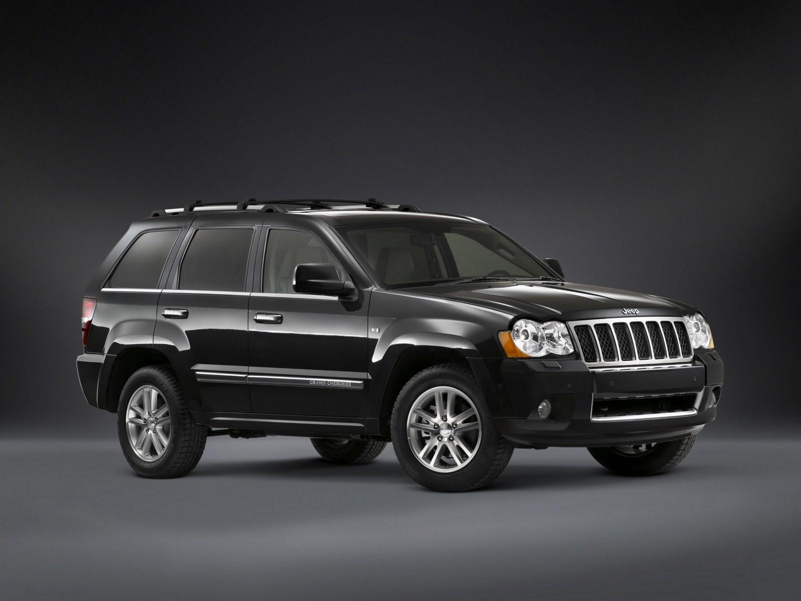2008-2010. Jeep Grand Cherokee 5.7 Overland (WK)