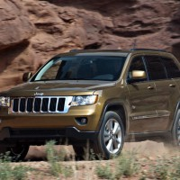 2011. Jeep Grand Cherokee 70th Anniversary (WK2)