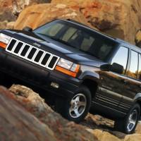 1996-1998. Jeep Grand Cherokee Laredo JP-spec (ZJ)