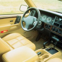 1996-1998. Jeep Grand Cherokee Limited (ZJ)