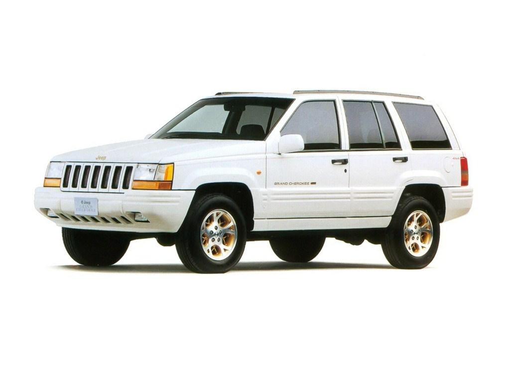 1996-1998. Jeep Grand Cherokee Limited JP-spec (ZJ)