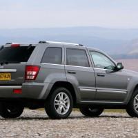 2008-2010. Jeep Grand Cherokee Overland UK-spec (WK)