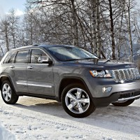 2011-2013. Jeep Grand Cherokee Overland Summit (WK2)