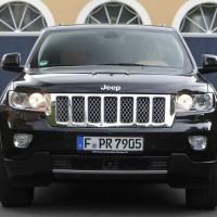2011-2013. Jeep Grand Cherokee Overland Summit EU-spec (WK2)