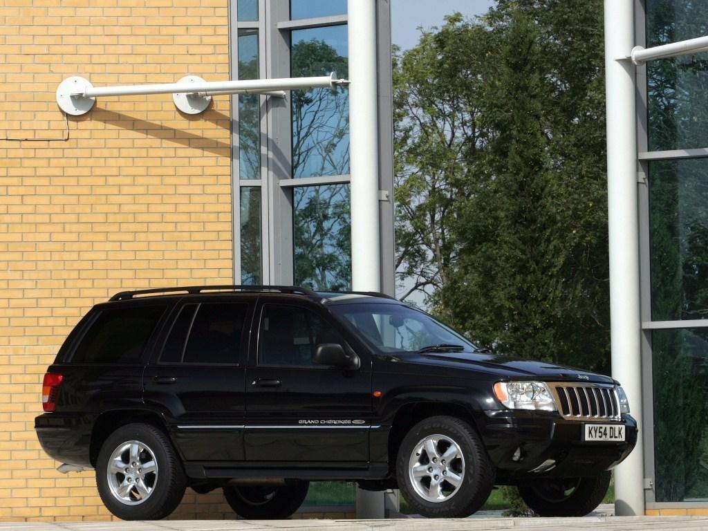 2004. Jeep Grand Cherokee Platinum (WJ)
