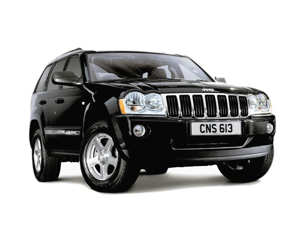 2006. Jeep Grand Cherokee Predator (WK)