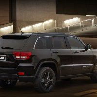 2012. Jeep Grand Cherokee Production-Intent Concept (WK2)