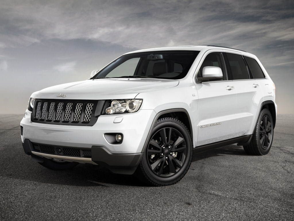 2012. Jeep Grand Cherokee S Limited (WK2)