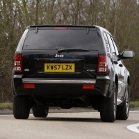 2008-2010. Jeep Grand Cherokee S-Limited UK-spec (WK)