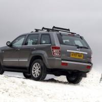 2007. Jeep Grand Cherokee Snow+Rock (WK)