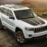 2012. Jeep Grand Cherokee Trailhawk (WK2)