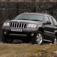 2003-2004. Jeep Grand Cherokee UK-spec (WJ)