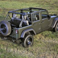 2008–н.в. Jeep J8 5-door