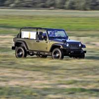 2008–н.в.. Jeep J8 3-door