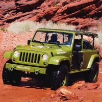 2009. Jeep J8 Sarge Concept