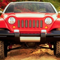 1998. Jeep Jeepster (Concept)