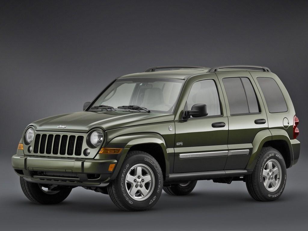 2006. Jeep Liberty 65th Anniversary (KJ)